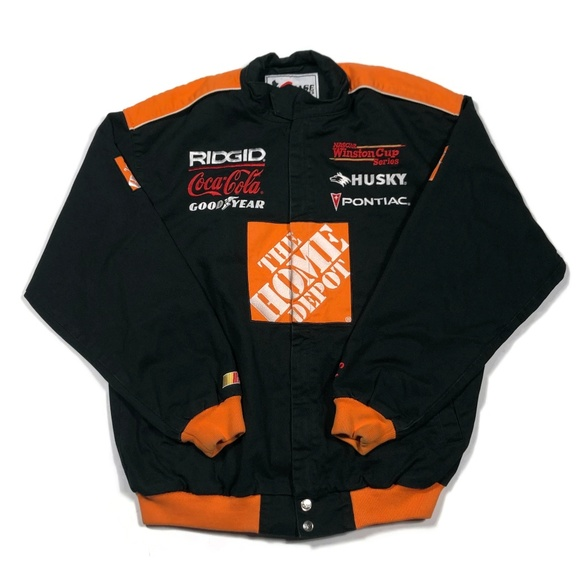 fd62a709c Chase Authentics Jackets & Coats | The Home Depot Nascar Racing 90s ...
